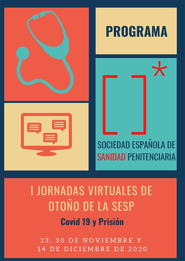 Programa I Jornadas Virtuales de Otoño de la SESP