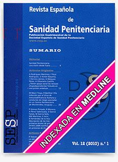 Revista Española de Sanidad Penitenciaria