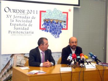 XV Jornadas de Sanidad Penitenciaria de la SESP (Ourense)
