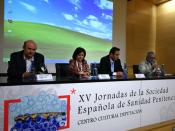 Simposium de Roche Farma en las XV Jornadas de Sanidad Penitenciaria en Ourense